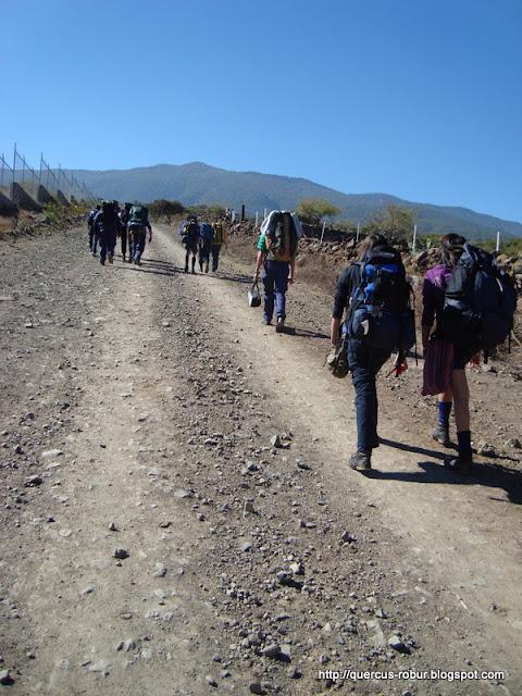 A Cerro Viejo por san Miguel Cuyutlán