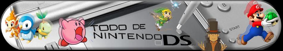 Todo de Nintendo DS