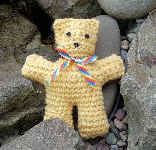 Crochet Teddy Bear Head Blanket Only New Crochet Patterns