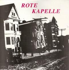 Rote Kapelle Fire Escape