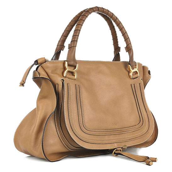 "chloe marcie small leather crossbody bag - Fashionistas Daily .Com: Chloe Marcie Tote - The perfect ""IT"" Bag ..."