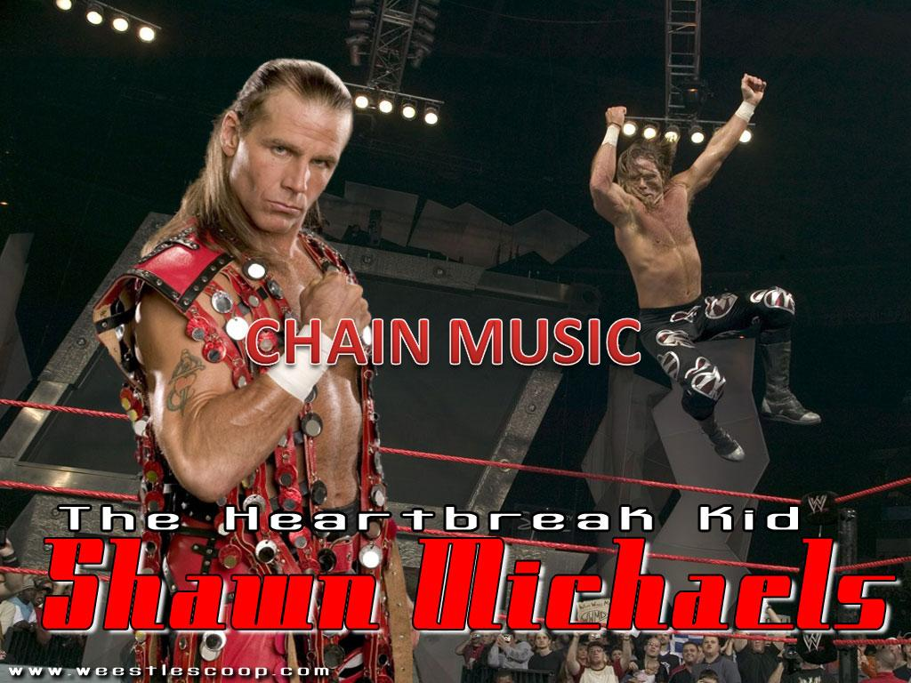 WORLD WRESTLING ENTERTAINMENT: SHAWN MICHAELS