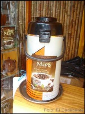 termo de cafe rio mayo en el xiv festival de la orquidea 2009, moyobamba
