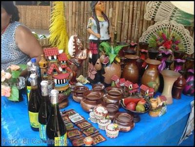 artesanias en el xiv festival de la orquidea 2009 (moyobamba, peru)