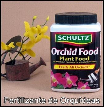 abono o comida de orquidea schultz