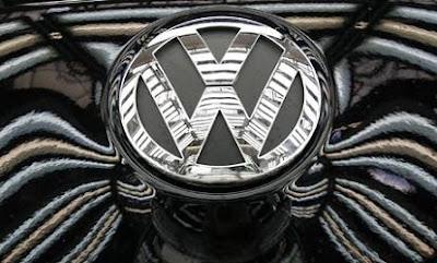 Logo de Volkswagen (Imagen de Guardian.co.uk)