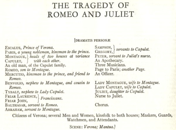 an essay on the play romeo and juliet essay 'romeo and juliet' by william shakespeare, is a play about two young lovers, whose love was destined for destruction from the beginning because of the hatred between the two families, montagues and capulets.