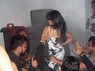 Fwd Sri Lankan Top Actress Nehara Peris Birthday Party