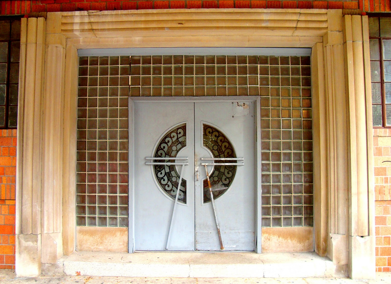 & David Cobb Craig: Art Deco Doors in N.Y.C.