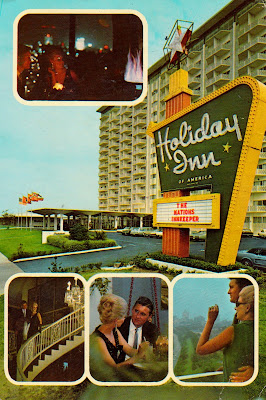 David Cobb Craig A Salute To The Holiday Inn Sign