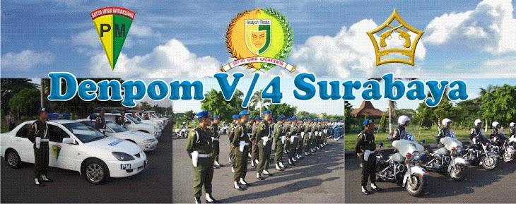 Denpom V/4 Surabaya