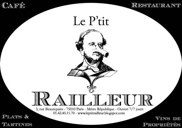 Le P'tit Railleur and Friends
