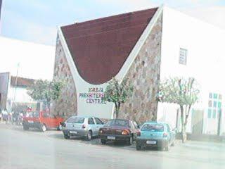 Igreja Presbiteriana Central de Goianésia-GO
