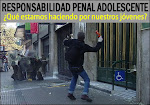 Responsabilidad penal juvenil