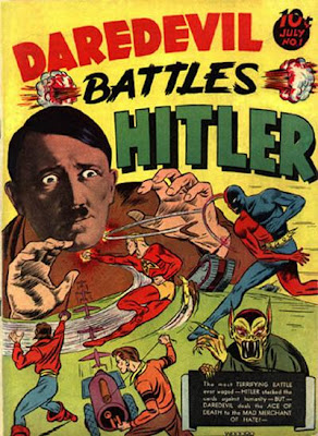 It's a stone cold classic, but it could stand to have a little more Hitler Punching.
