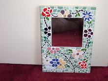 bloemetjes mozaiek