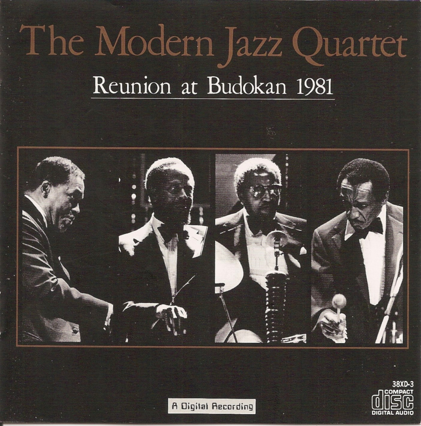 the target cd collection modern jazz quartet the
