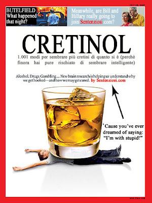 Cretinol by Sentenziosi
