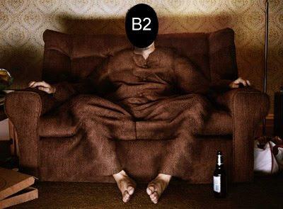 Butel2 è a Londra. E ha un divano.