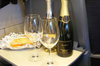trenitalia, nuove misure: champagneria in prima classe