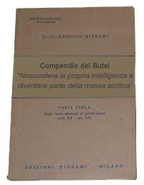 Bignami Del Butel: per le emergenze, tascabile