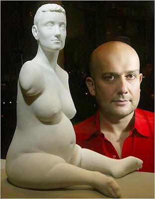 Marc Quinn, mostra a Verona