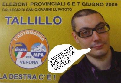 Il Butel di Verona e le elezioni comunali