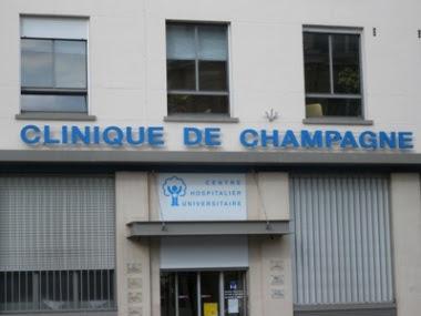 Sentenziosi in rehab nella clinica dello champagne