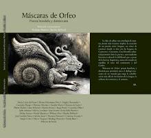 """Antología """"Máscaras de Orfeo"""": """"Poesía Dominicana y Brasileña"""""""