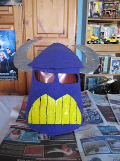zurg costume head