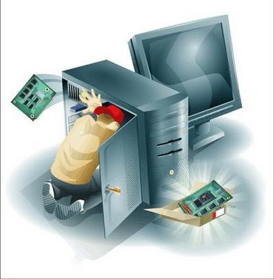 Tutorial: Reparando tu compu