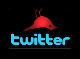 Bandera roja para Twitter por ataques de phising