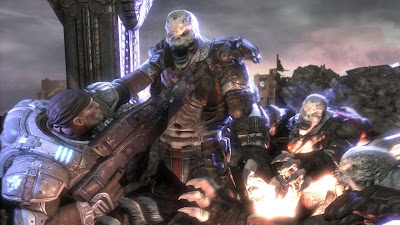 Llega trailer de Gears Of  War 3 'Ashes to Ashes'
