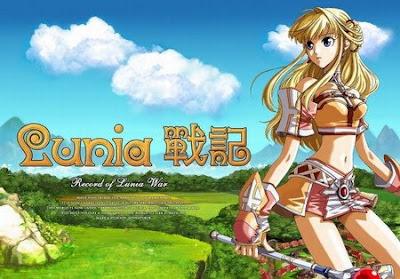Lunia MMORPG en linea