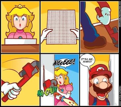 It´s Me Mario