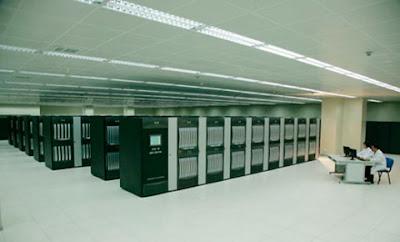 China ahora con el Supercomputador más rapido del mundo