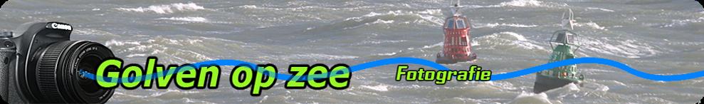 Golven op zee