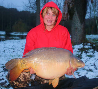 35lb Much awaited 35lb Snow Fish
