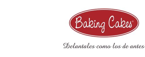 Baking Cakes, delantales y accesorios de cocina