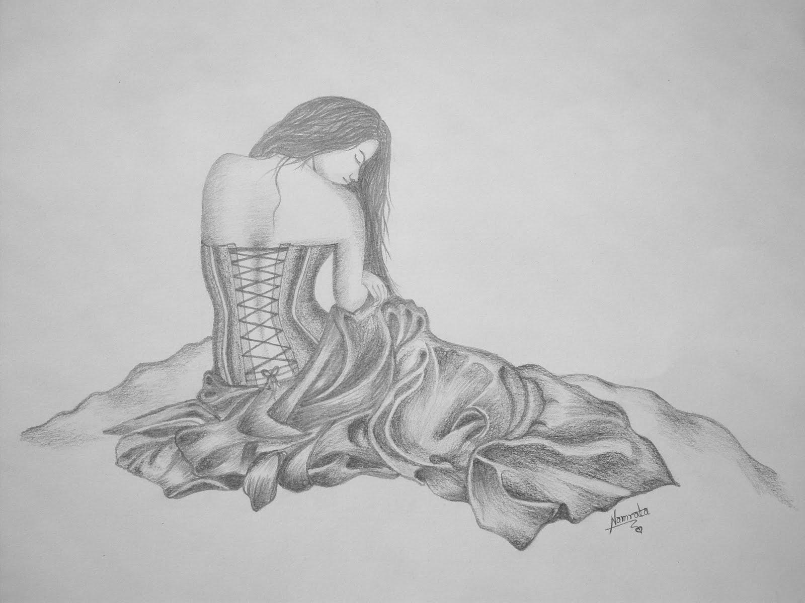 Namrata s Sketches   A...
