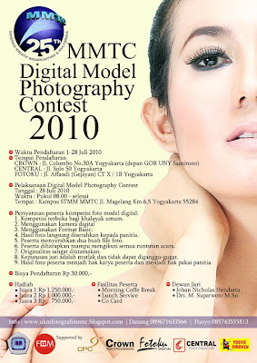 MMTC Digital Model Photography Contest 2010