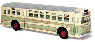 Photo of Corgi 1:50 scale Green Bus