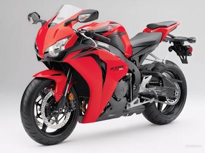 2009 Honda CBR1000RR Fire Blade
