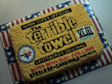 Steeler's Terrible Towel