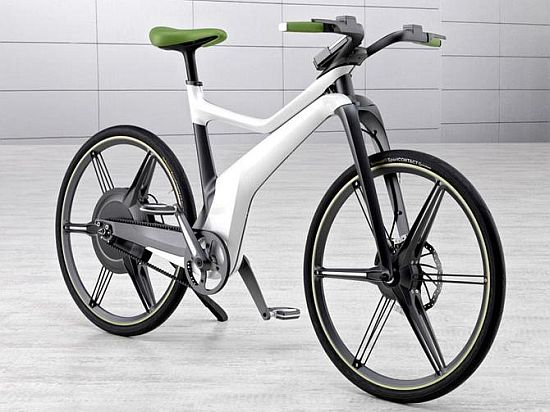 mercedes benz smart ebike