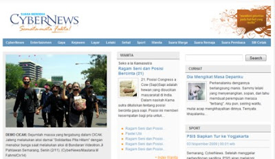 45 Daftar situs berita online yang ada di Indonesia