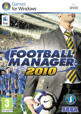 Football Manager 2010 & 2011 + 10.3.0 + Patch Crack [DVD]