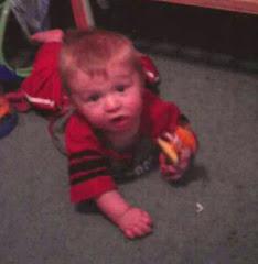 Triston 7 months old