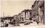 Le quai des Chartrons début XX°s.