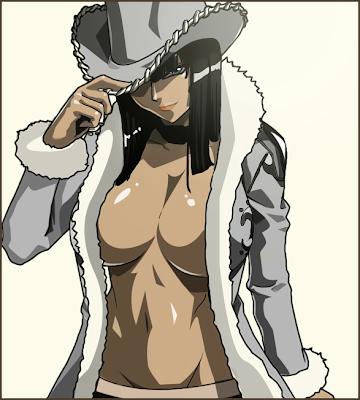 Nico Robin Sexy Spirit